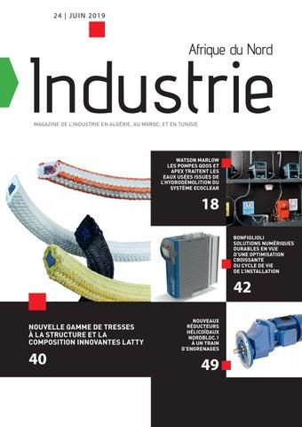 Industrie Afrique du Nord | 24 - Juin 2019