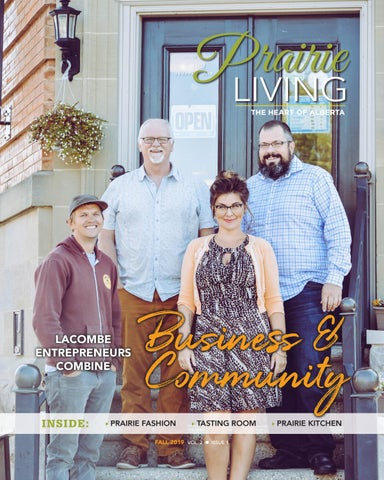 Prairie Living Fall 2019