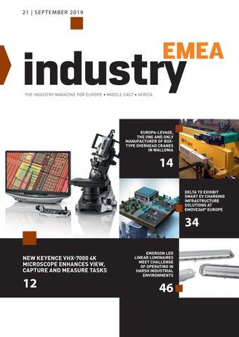 Industry EMEA | 21 - September 2019