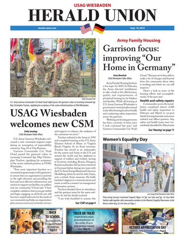Herald Union, September 19, 2019