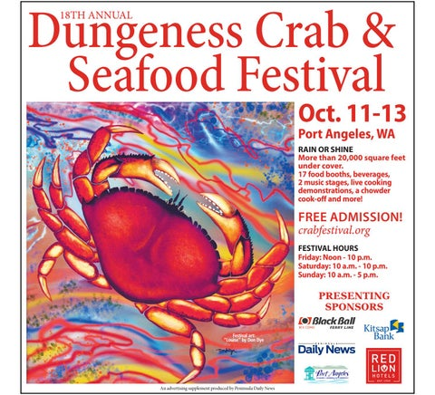 Dungeness Crab and Seafood Festival 2019