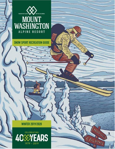 Mount Washington Alpine Resort 40 Year Anniversary