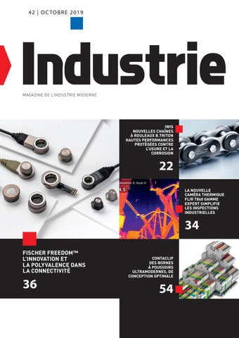 Industrie | 42 - Octobre 2019