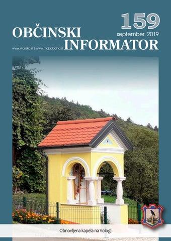 OBČINSKI INFORMATOR 159