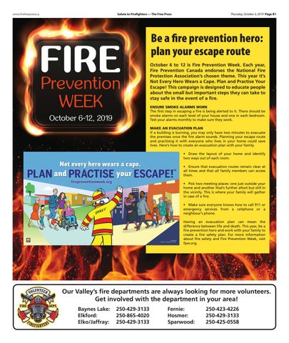 Fire Prevention 2019