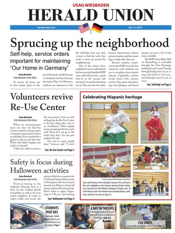 Herald Union, October 17, 2019