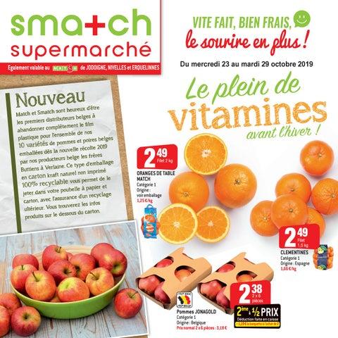 Le plein de vitamines avant l'hiver!