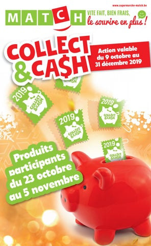 Collect & cash !
