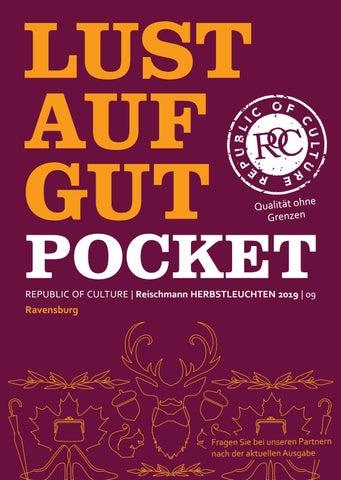 LUST AUF GUT Pocket | Reischmann HERBSTLEUCHTEN 2019 | Ravensburg