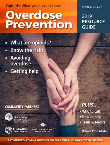 Overdose Prevention Central Island 2019