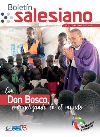 Boletín Salesiano, octubre de 2019