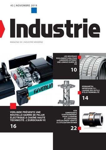 Industrie | 43 - Novembre 2019