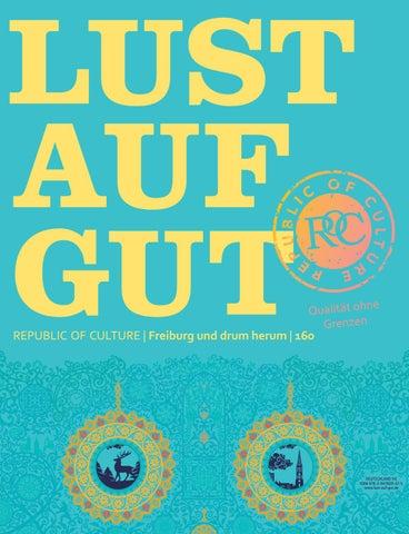 LUST AUF GUT Magazin | Freiburg Nr. 160