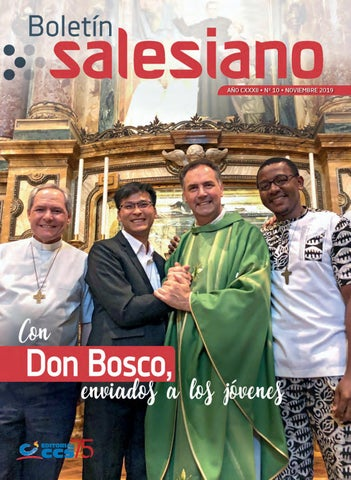 Boletín Salesiano, noviembre de 2019