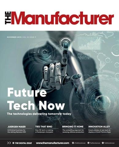 The Manufacturer November 2019