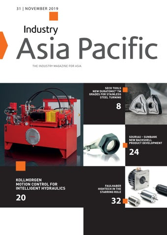 Industry Asia Pacific | 31 - November 2019