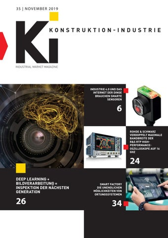 Konstruktion-Industrie | 35 - November 2019