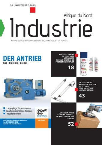 Industrie Afrique du Nord | 26 - Novembre 2019