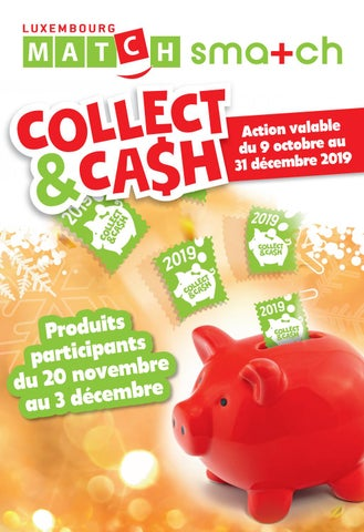Collect & Cash
