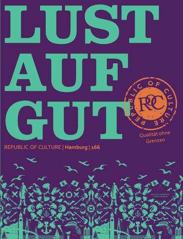 LUST AUF GUT Magazin | Hamburg Nr. 166