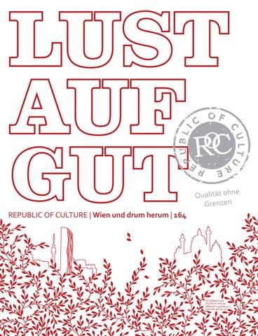 LUST AUF GUT Magazin | Wien Nr. 164