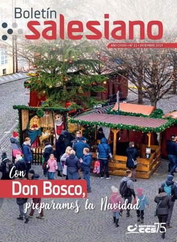 Boletín Salesiano, diciembre 2019