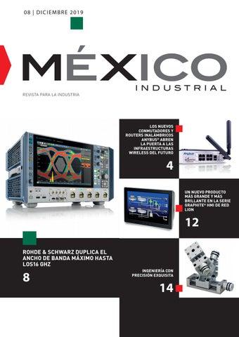 México Industrial | 08 - Diciembre 2019