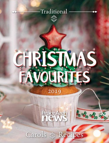 Christmas Favourites, Carols and Recipes 2019