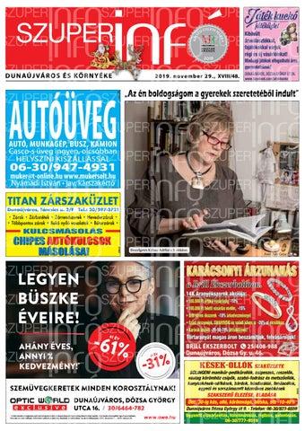 Dunaujvaros 2019.11.29