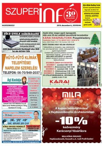 Hajduszoboszlo 2019.12.06
