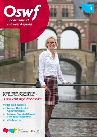 Ondernemend Súdwest-Fryslân december 2019