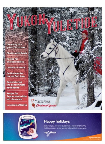December 18, 2019 Yukon News
