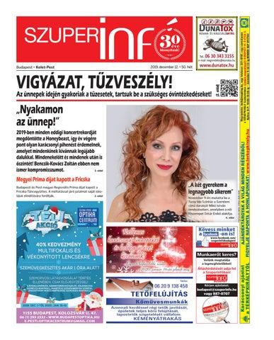 Budapest kelet-pest 2019.12.12