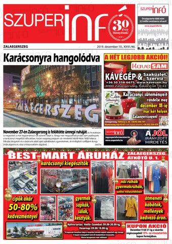 Zalaegerszeg 2019.12.10