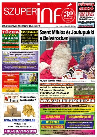 Szekesfehervar 2019.12.12