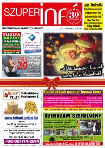 Szekesfehervar 2019.12.19