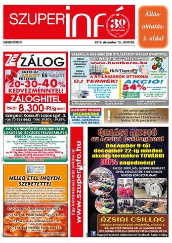 Szeged 2019.12.13