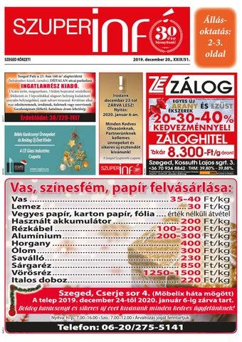 Szeged 2019.12.20