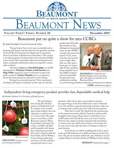 Beaumont News December 2019