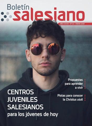 Boletín Salesiano, enero de 2020