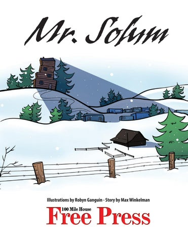 Christmas Story - Mr Solum