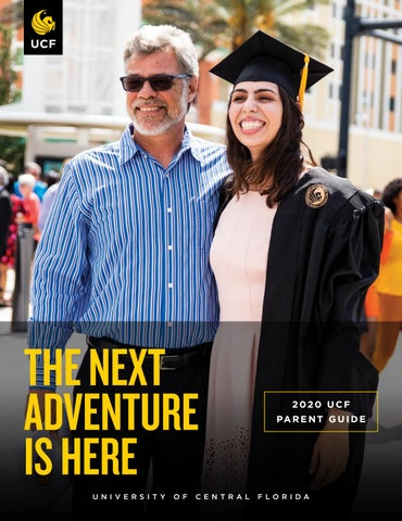 2019-2020 UCF Parent and Family Brochure