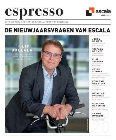Escala Espresso 5 - 2020