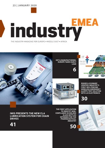 Industry EMEA | 23 - January 2020