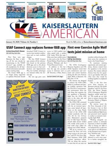 Kaiserslautern American, January 10, 2020