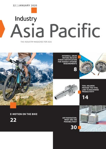 Industry Asia Pacific | 32 - January 2020