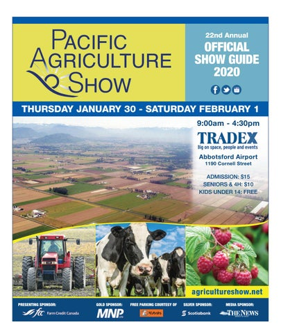 Pacific Agriculture Show 2020