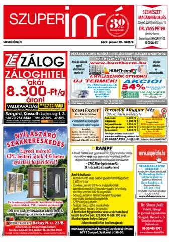 Szeged 2020.01.10