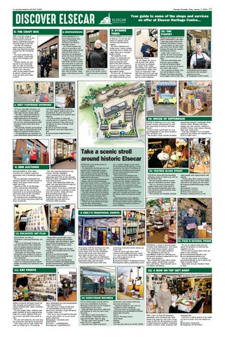 Front Cover Image for Discover Elsecar Feature