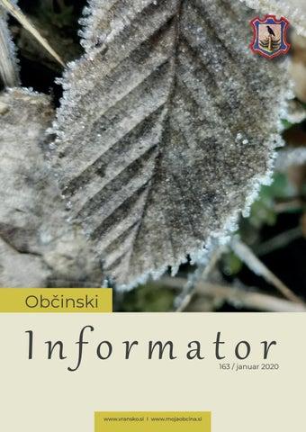 OBČINSKI INFORMATOR 163